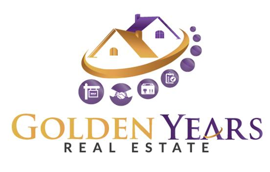 golden years real estate logo